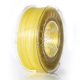 3D Filament PLA 1,75mm bright yellow transparent (Made in Europe)