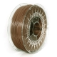 3D Filament PLA 1,75mm brown (Made in Europe)