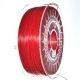 3D Filament PLA 1,75mm hot red (Made in Europe)
