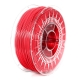 3D Filament PLA 1,75mm red (Made in Europe)